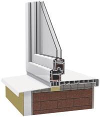 Ferestre PVC - Teraplast - 4 camere
