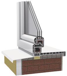 Ferestre PVC - Teraplast - 6 camere