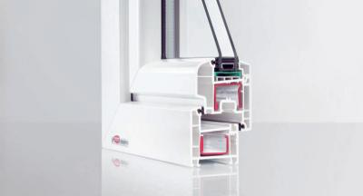 Ferestre PVC - Rehau Euro Design 60 - 3 camere