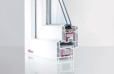 Ferestre PVC - Rehau Euro Design 70 - 4 camere